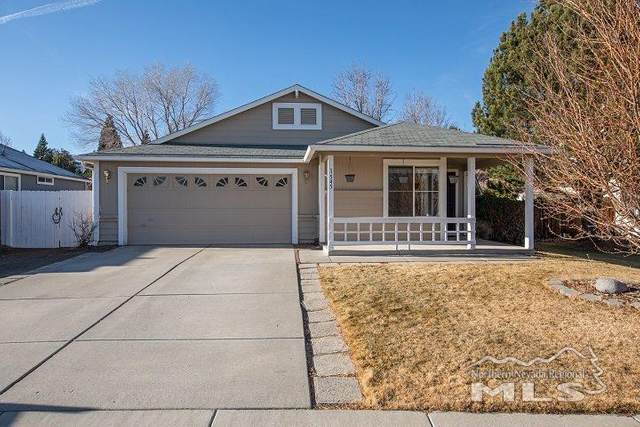 1545 Mescalero Ave, Reno, NV 89523 (MLS #210000558) :: Vaulet Group Real Estate