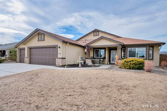 125 Bethpage Drive, Dayton, NV 89403 (MLS #210000560) :: Theresa Nelson Real Estate