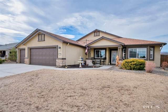 125 Bethpage Drive, Dayton, NV 89403 (MLS #210000560) :: NVGemme Real Estate