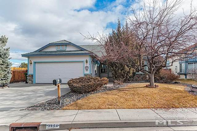 1558 Backer, Reno, NV 89523 (MLS #210000562) :: Theresa Nelson Real Estate