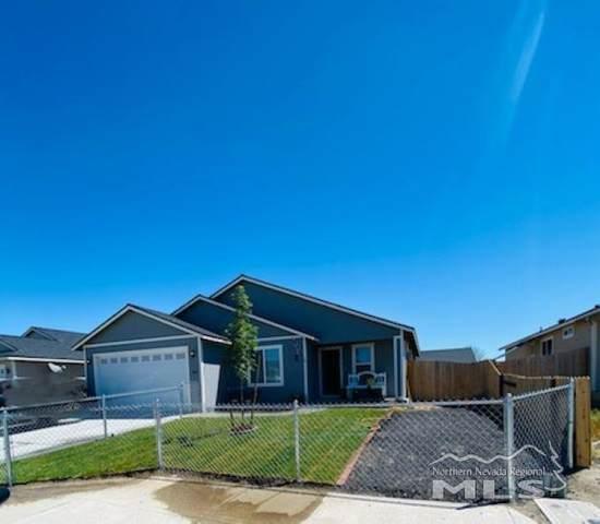 1807 Endeavor Lane, Fernley, NV 89408 (MLS #210000564) :: Vaulet Group Real Estate