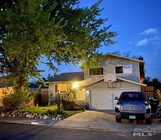 1980 Phillips Street, Reno, NV 89509 (MLS #210000566) :: Craig Team Realty