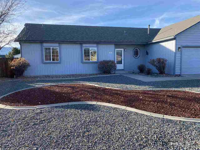 2636 Sweet Clover Ct., Minden, NV 89423 (MLS #210000569) :: Vaulet Group Real Estate