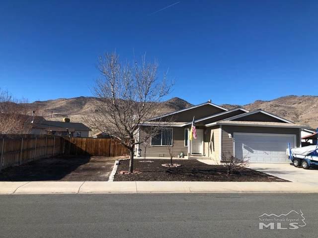 121 Kramer Way, Dayton, NV 89403 (MLS #210000572) :: Ferrari-Lund Real Estate