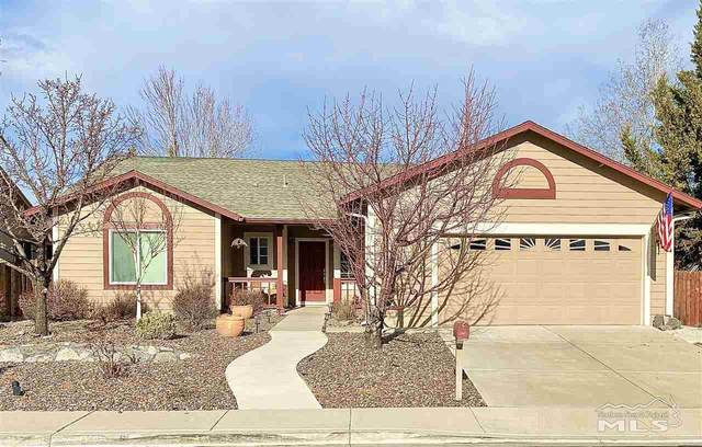 970 Santa Cruz Street, Sparks, NV 89436 (MLS #210000574) :: Colley Goode Group- eXp Realty
