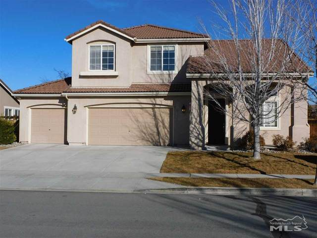 3764 Early Dawn, Sparks, NV 89436 (MLS #210000576) :: Ferrari-Lund Real Estate