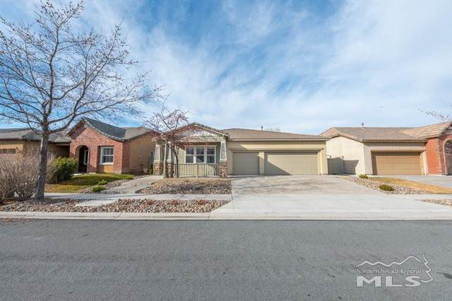 10529 Eagle Falls Way, Reno, NV 89521 (MLS #210000581) :: Ferrari-Lund Real Estate