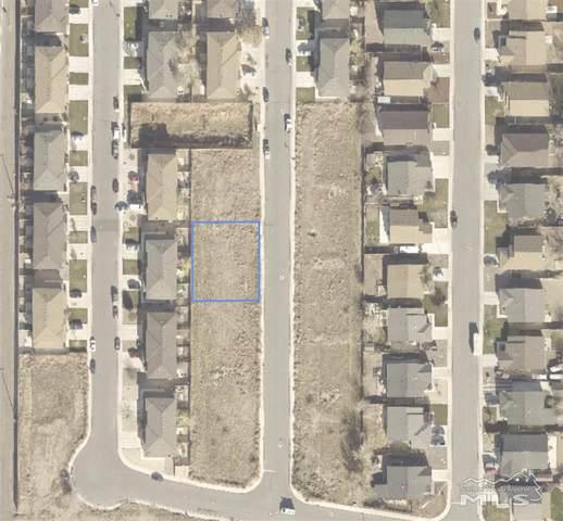 820 Starlite Dr., Fernley, NV 89408 (MLS #210000582) :: NVGemme Real Estate