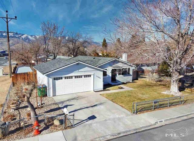1304 Ladera, Carson City, NV 89701 (MLS #210000588) :: Colley Goode Group- eXp Realty