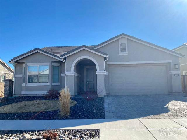 1019 Silver Coyote, Sparks, NV 89436 (MLS #210000589) :: Ferrari-Lund Real Estate