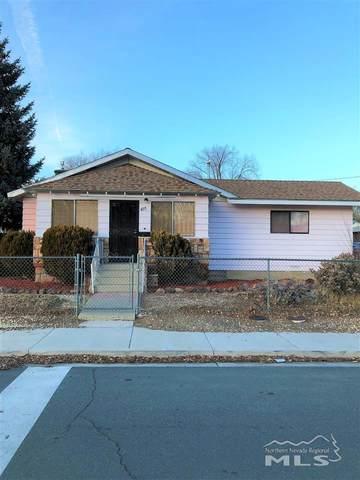 400 E Adams, Carson City, NV 89706 (MLS #210000592) :: Colley Goode Group- eXp Realty