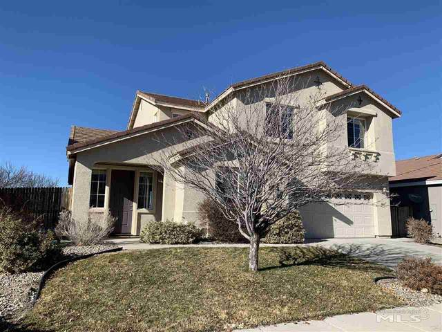 10451 Blockade Drive, Reno, NV 89521 (MLS #210000593) :: NVGemme Real Estate