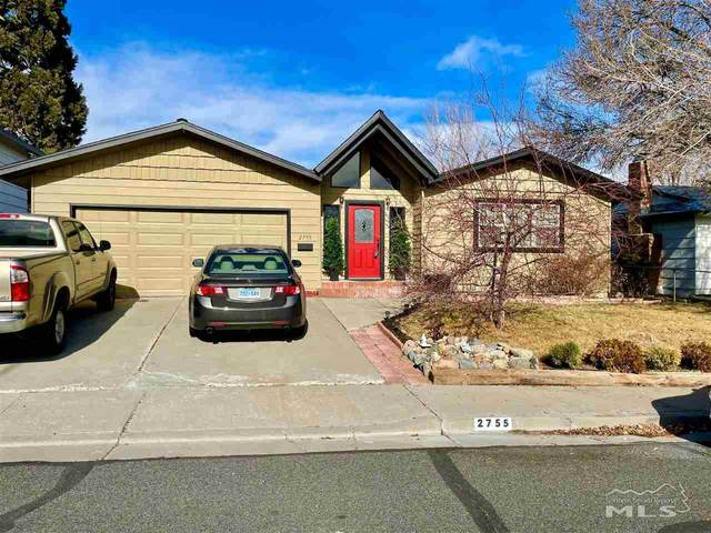 2755 Judith Lane, Reno, NV 89503 (MLS #210000595) :: NVGemme Real Estate