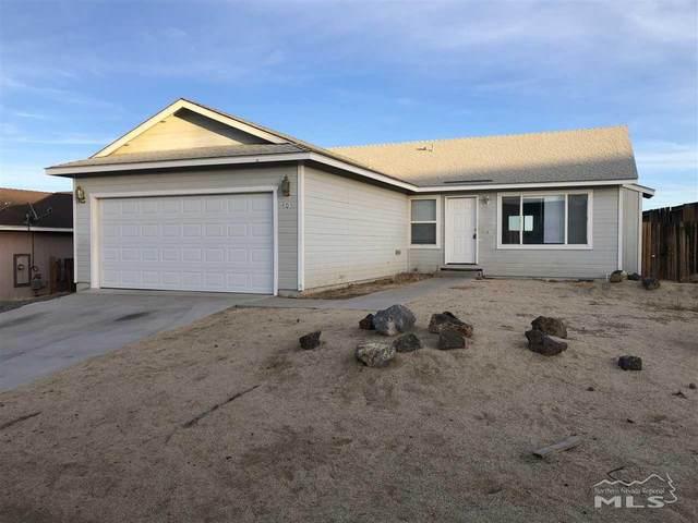 405 Wasatch Cir, Fernley, NV 89408 (MLS #210000597) :: NVGemme Real Estate