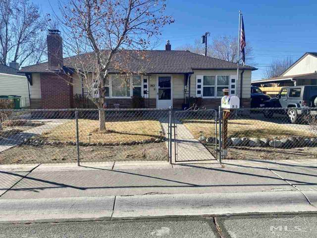 963 6th St, Sparks, NV 89431 (MLS #210000601) :: Ferrari-Lund Real Estate