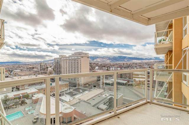 255 N Sierra Street #1519, Reno, NV 89501 (MLS #210000602) :: NVGemme Real Estate