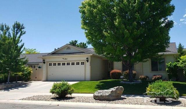 1254 Ginger Lane, Carson City, NV 89701 (MLS #210000603) :: Ferrari-Lund Real Estate
