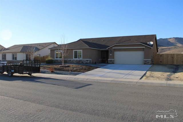 88 Riverside River Vista, Dayton, NV 89403 (MLS #210000611) :: Theresa Nelson Real Estate