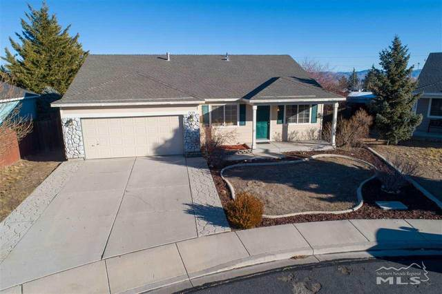 2820 Royal Sage Ct, Reno, NV 89503 (MLS #210000617) :: The Mike Wood Team