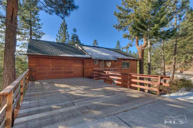 398 Barrett Drive, Stateline, NV 89449 (MLS #210000619) :: Vaulet Group Real Estate