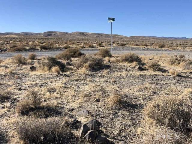 1840 Partridge Rd., Fernley, NV 89408 (MLS #210000625) :: NVGemme Real Estate