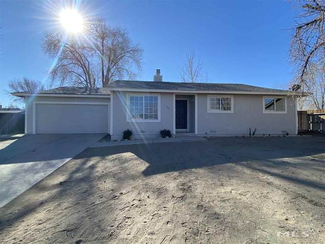733 Earth Cir, Fernley, NV 89408 (MLS #210000629) :: NVGemme Real Estate