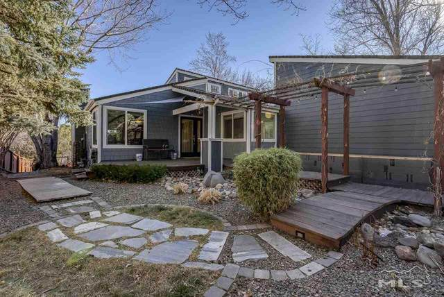 6479 Meadow Hill Drive, Reno, NV 89519 (MLS #210000632) :: Vaulet Group Real Estate