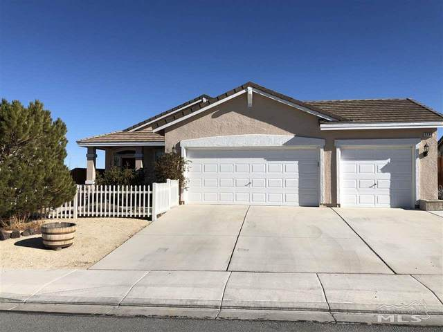 1735 Olive Branch Ct, Fernley, NV 89408 (MLS #210000649) :: NVGemme Real Estate