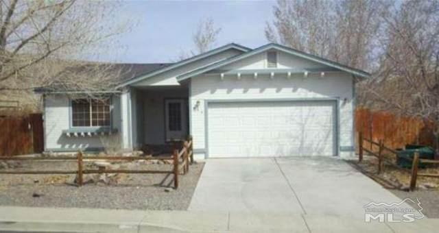 445 Barrel, Wadsworth, NV 89442 (MLS #210000653) :: NVGemme Real Estate