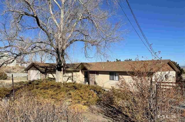 10790 Red Rock Rd, Reno, NV 89508 (MLS #210000656) :: NVGemme Real Estate