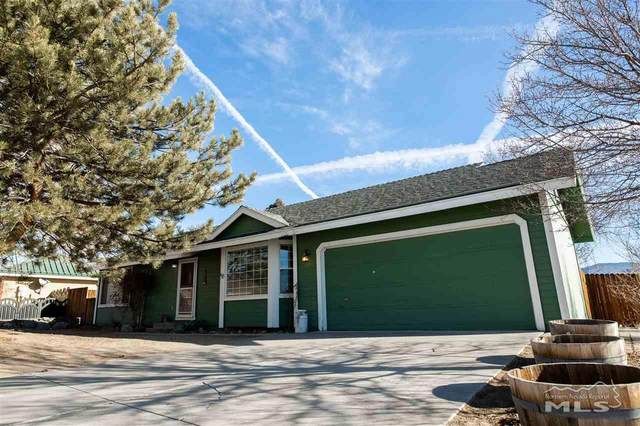 9430 Benedict Drive, Sparks, NV 89441 (MLS #210000657) :: Ferrari-Lund Real Estate