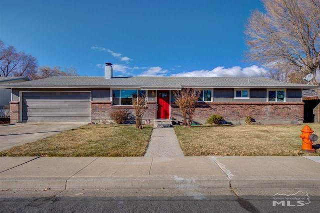 304 Hackamore Way, Carson City, NV 89701 (MLS #210000659) :: Colley Goode Group- eXp Realty