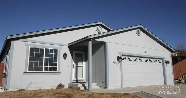 5731 Cinnamon Ct, Reno, NV 89433 (MLS #210000662) :: Craig Team Realty