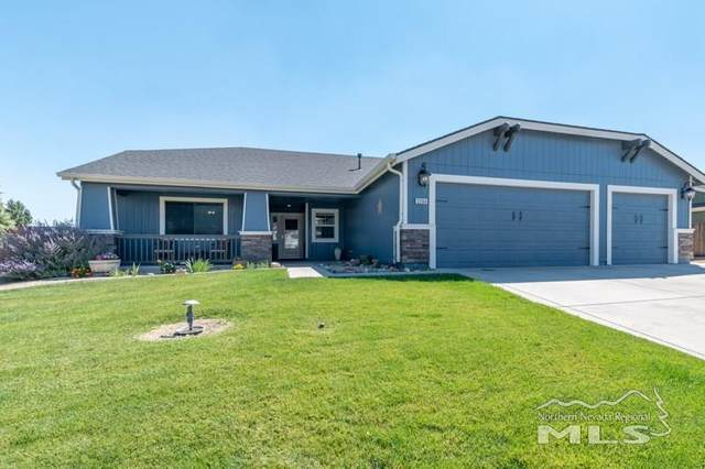 2294 Lanstar Dr, Sparks, NV 89441 (MLS #210000663) :: Ferrari-Lund Real Estate