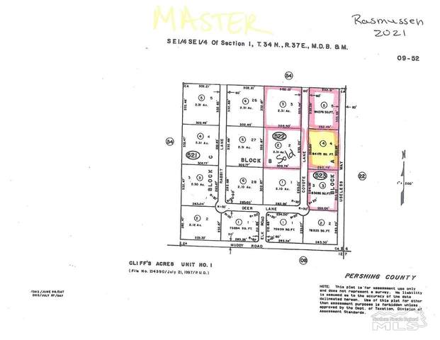 150 Coyote Ln, Winnemucca, NV 89445 (MLS #210000680) :: Theresa Nelson Real Estate