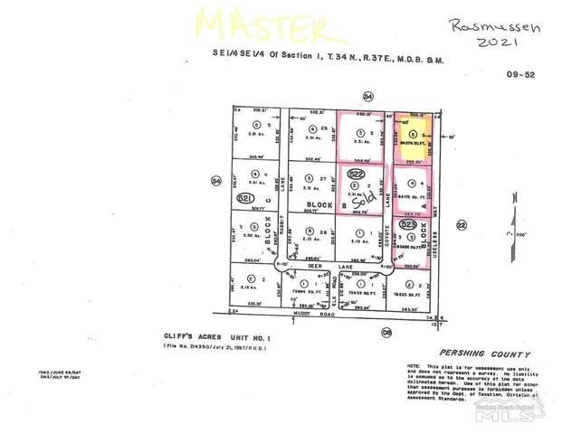 200 Coyote Ln, Winnemucca, NV 89445 (MLS #210000681) :: NVGemme Real Estate