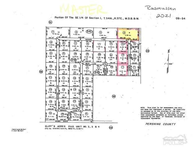 400 Badger Ln, Winnemucca, NV 89445 (MLS #210000684) :: NVGemme Real Estate