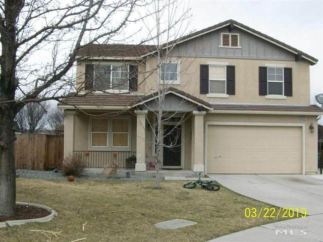4919 Diana Court, Sparks, NV 89436 (MLS #210000686) :: Colley Goode Group- eXp Realty