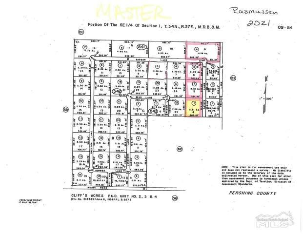 255 Coyote Ln, Winnemucca, NV 89445 (MLS #210000687) :: NVGemme Real Estate