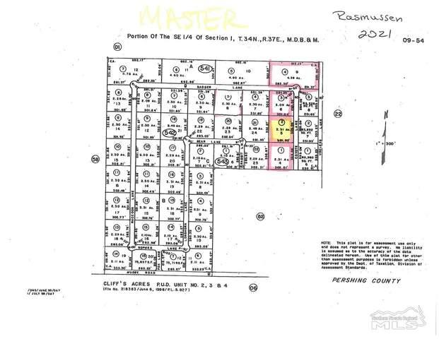 305 Coyote Ln, Winnemucca, NV 89445 (MLS #210000689) :: Theresa Nelson Real Estate
