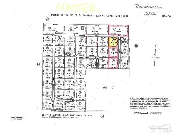 355 Coyote Ln, Winnemucca, NV 89445 (MLS #210000690) :: Theresa Nelson Real Estate