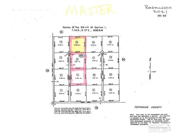 400 Misty Ct, Winnemucca, NV 89445 (MLS #210000691) :: Theresa Nelson Real Estate