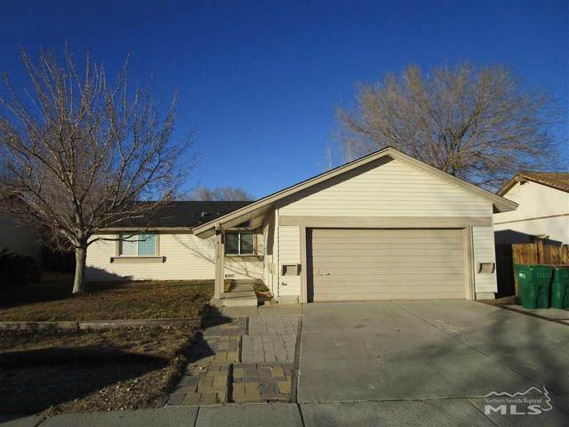 4110 Montez Drive, Carson City, NV 89706 (MLS #210000694) :: Colley Goode Group- eXp Realty