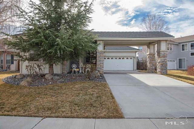 2755 Arrowsmith Dr., Sparks, NV 89436 (MLS #210000696) :: Ferrari-Lund Real Estate