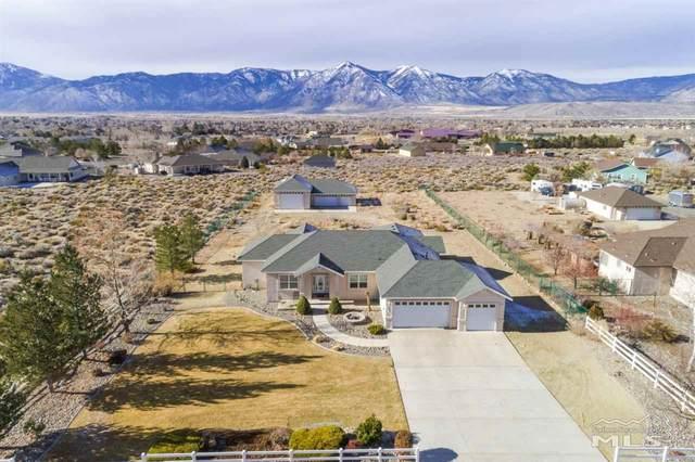 2784 Squires, Minden, NV 89423 (MLS #210000697) :: Vaulet Group Real Estate