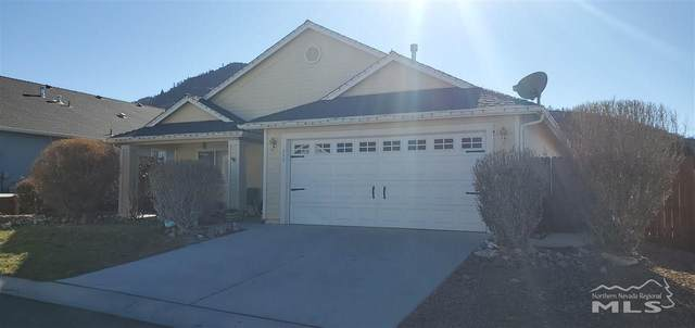 239 Mark Street, Gardnerville, NV 89410 (MLS #210000702) :: Vaulet Group Real Estate
