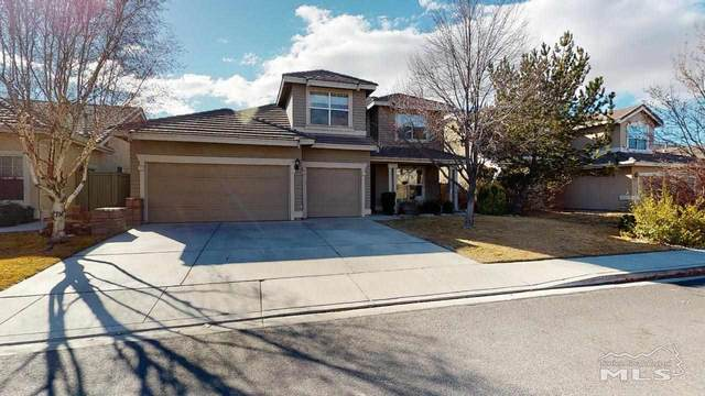 9565 Apache Rose Dr., Reno, NV 89521 (MLS #210000710) :: Ferrari-Lund Real Estate