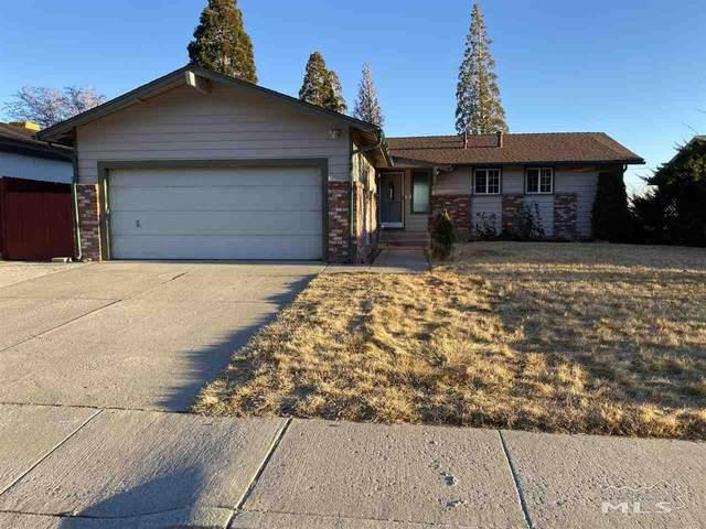 3130 Coronado Way, Reno, NV 89503 (MLS #210000711) :: The Mike Wood Team