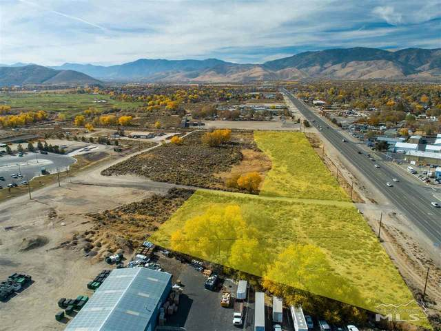 0 Hwy 50 E, Carson City, NV 89701 (MLS #210000712) :: Ferrari-Lund Real Estate