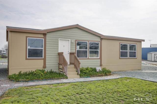 4975 E 4Th St, Silver Springs, NV 89429 (MLS #210000716) :: Colley Goode Group- eXp Realty